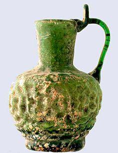 Islamic, jug from Jericho