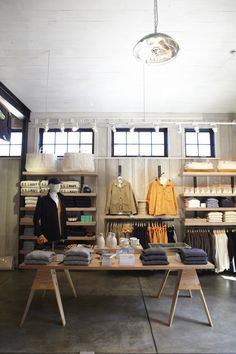 Gorgeous new store : Guideboat Mill Valley