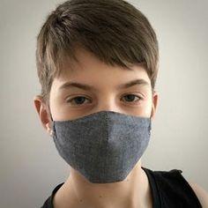 Easy Face Masks, Diy Face Mask, Best Face Mask, Homemade Face Masks, Looks Halloween, Halloween 2020, Home Sew, Best Masks, Fashion Face Mask