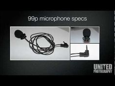 dslr audio recording microphone for $1