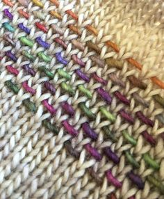 Ravelry: Coselaluna's Song of Sorrow testing