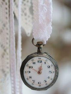 Beautiful old pocket watch
