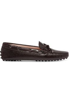 Plum lizard-effect leather Slip on Designer color: Viola Parma Made in Italy