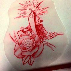 Tattoo machine #16