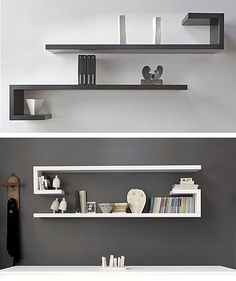 Cute Wall Self Ideas