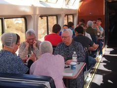 Amish in the News: Plain on the Train