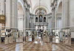<p>Michelangelo+Pistoletto,+who+had+a+key+role+in+the+20th+Century+in+the+developing+of+Arte+Povera,+presents+a+site-specific+exhibition+for+the+Basilica+of+San+Giorgio+Maggiore+and+for+the+adjoining+spaces+of+the+Sala+del+Capitolo+and+the+Officina+dell'Arte+Spirituale,+reflecting+on+destiny+of+humankind+needing+an+…</p>