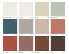 Interior Paint Colors, Paint Colors For Home, Colorful Decor, Colorful Interiors, Wall Colors, House Colors, Trending Paint Colors, Calming Colors, Colour Pallete