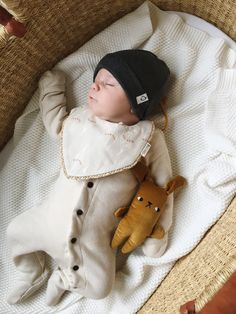 Newborn baby outfit. Baby boy outfit.