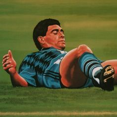 Diego Maradona - Soccer