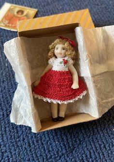 Crochet Clothes, Hand Crochet, Disney Characters, Fictional Characters, Dolls, Disney Princess, Mini, Handmade, Art