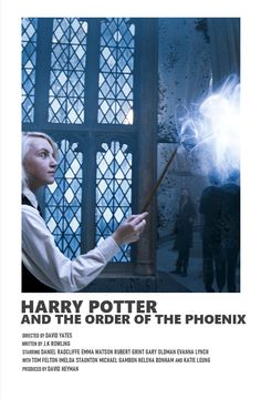 order of the phoenix Harry Potter Movie Posters, Iconic Movie Posters, Harry Potter Pictures, Film Posters, Film Polaroid, Photo Wall Collage, Picture Wall, Film Poster Design, Poster Designs