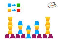 wieże z kubków 2018 - Google Drive