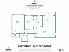The  Newly Renovated Executive apartments have very spacious Master Bedroom, Private Balconies, and a Washer & Dryer in All Apartment Homes!