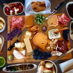 Aaron's birthday is on Tuesday but today I threw him a Birthday Shootout party. Charcuterie Cheese, Appetizers, Appetizer Ideas, Cheese Spread, Dairy, Plates, Birthday, Food, Licence Plates