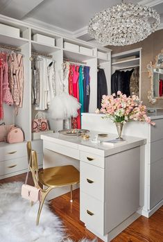 Misty Copeland, Architectural Digest, Upper West Side Apartment, California Closets, Walk In Closet, Glam Closet, Classy Closets, Upholstered Beds, Step Inside