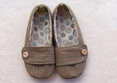 Wie PdfSchnittmuster Schuhe machen Soft Vegan von von shoeology