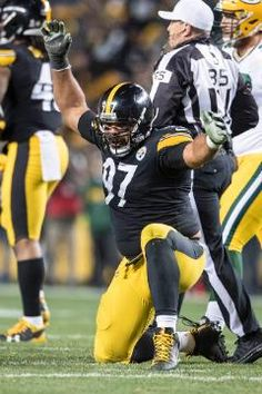 0bcfe7412  97 Cameron Heyward  Pittsburgh Steelers