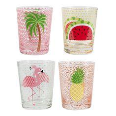https://www.sassandbelle.co.uk/Tropical Summer Glass Tumbler