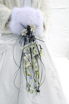 gorgeous vintage, timeless Winter wedding inspiration...