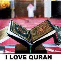 It's amazing. How you fall in love with the Quran even if you don't understand every word. It's comes with truth and leave you in peace.