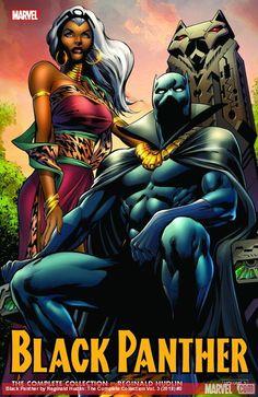 T'Challa y Ororo regresan a Wakanda para descubrir que no es lo que era ante