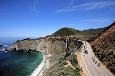 Sure, it costs nothing except the gas to drive stunning Highway 1 between San Simeon and Carmel, but hold on to your wallet if you want to stay in Big Sur. Here are a few economical approaches: