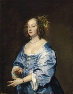 Dyck, Anton van (Flemish), Title Mary Ruthven, Lady van Dyck Chronology Ca. 1639