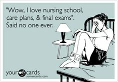 nursing school ecard