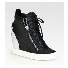 Giuseppe Zanotti Sneakers Zwart