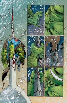 Savage Dragon impaled by Erik Larsen Savage Dragon, Comic Books Art, Book Art, Jim Lee, Image Comics, Comics Universe, Comic Page, Dark Horse, Character Design