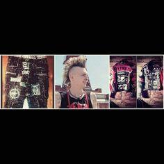 My stuff message me for orders #handmade  #punk #streetpunk  #buy #alternative