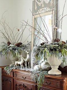 .great arrangement for a mantle
