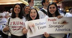 Young Trump staffers can't get laid, and no one feels bad for them http://feeds.mashable.com/~r/Mashable/~3/Tq8N_Ra6OVA/ #WWE