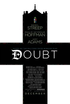 doubt - meryl streep, philip seymour hoffman, amy adams