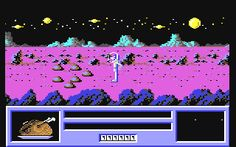 Star Paws, Commodore 64, 1987