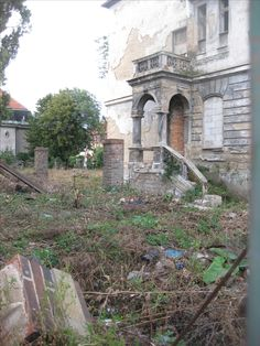 Forgotten House in Prague