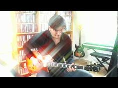 Richard Middelbos Guitar Emotions improvisation in G#M