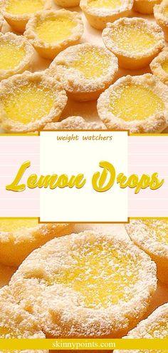 Kougelhopf the Christine Ferber - Healthy Food Mom Ww Desserts, Weight Watchers Desserts, Lemon Desserts, Lemon Recipes, Ww Recipes, Healthy Desserts, Gourmet Recipes, Baking Recipes, Delicious Desserts