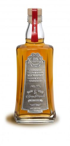 Calgary Stampede Commemorative 25 Year Old Whisky