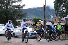 Here are some great photos of what was an extremely well organized, enthusiastic and slightly muddy event, by Ian van Straaten Author: ClarensNews Editor of Clarens News Free State, Great Photos, Mtb, Mountain Biking, Africa, Bike, News, Classic, Bicycle