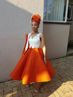 Seshweshwe - traditional wedding African Print Wedding Dress, African Print Dresses, African Fashion Dresses, African Dress, South African Traditional Dresses, Traditional Outfits, African Inspired Fashion, African Print Fashion, African Attire