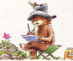 Fred Banbery  In 1972, Michael Bond wrote the first in a series of books for younger readers. Since these were picture books, requiring a much more detailed illustrative style than the novels, a different artist was used. Fred Banbery illustrated a total of six Paddington picture books although his artwork has never appeared on any of the merchandising products.