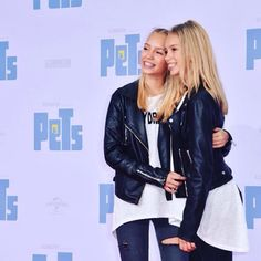 Lisa and Lena pretty