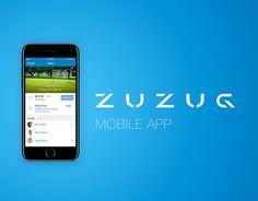 "Check out new work on my @Behance portfolio: ""Zuzug – sport app"" http://be.net/gallery/45759377/Zuzug-sport-app"