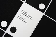 Great business card example