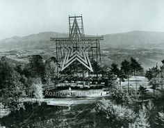 Vintage Roanoke Star