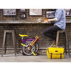 There is so much to love about this.. Via #Brompton