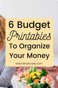 6 Free Monthly Budget Printables That Are Proven To Help You Pay Off Debt