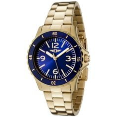 I By Invicta Women's 89051-006 18k Gold-Plated Stainless Steel Blue Dial Watch Invicta,http://www.amazon.com/dp/B004EPLZZQ/ref=cm_sw_r_pi_dp_XHDstb0QGTSHY4J8